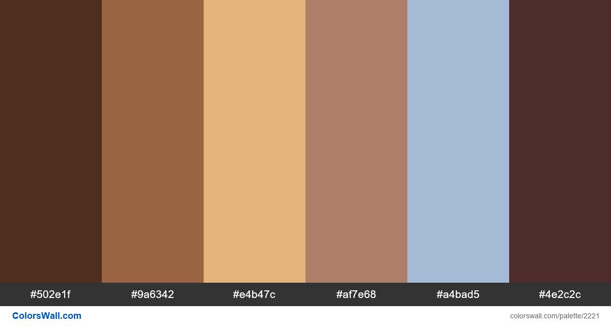 1930 colors sheme - #2221