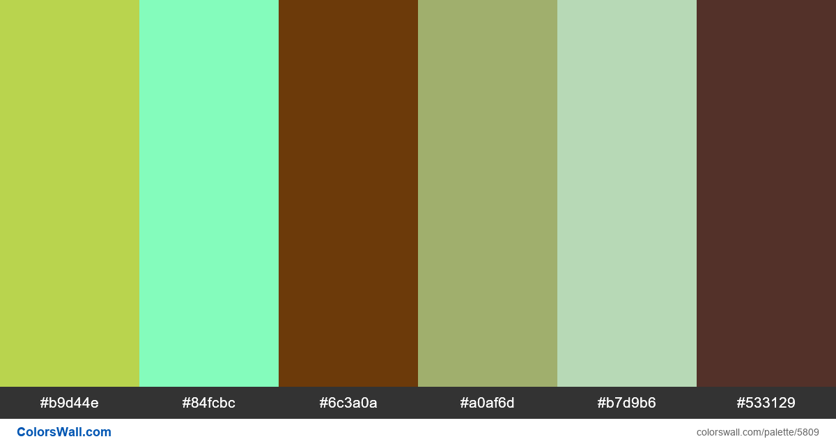 Banner product wehle sports colors palette - #5809