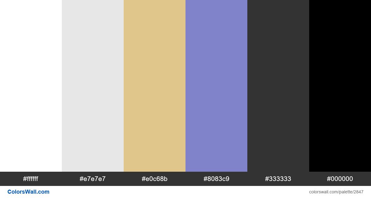 Best background colors for website - #2847