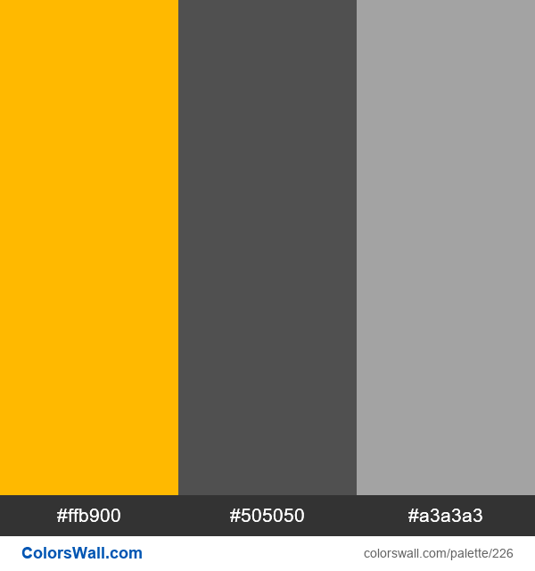 Bing colors - #226