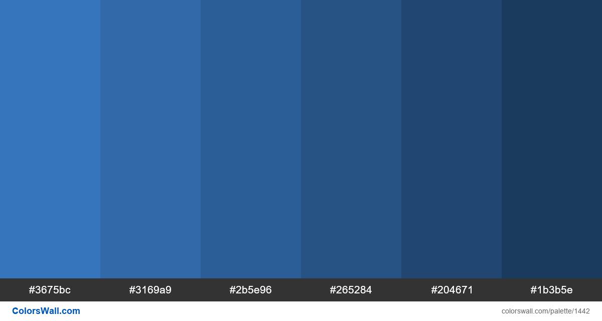 Blue shades 5 - #1442