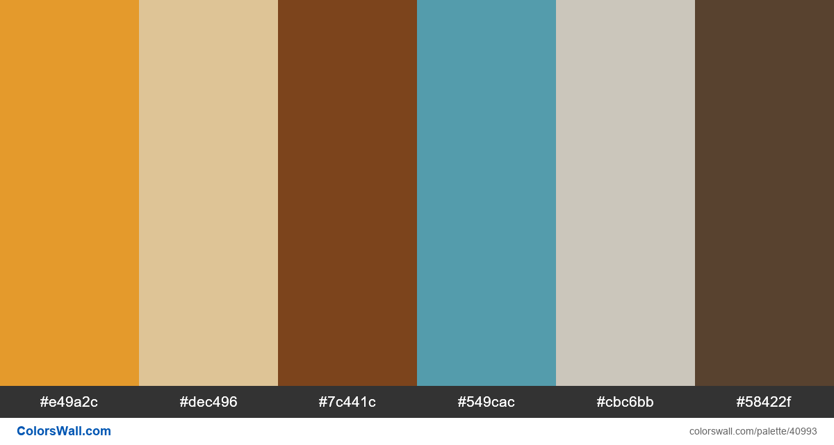 Can identity bottle brand colors palette - #40993