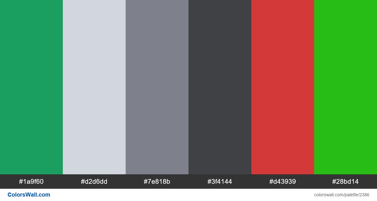 Chota CSS framework colors palette - #2386