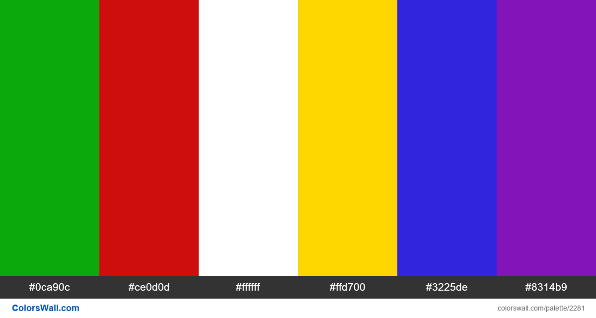 Christmas Colors Palette.Christmas Colors Scheme Hex Rgb Codes
