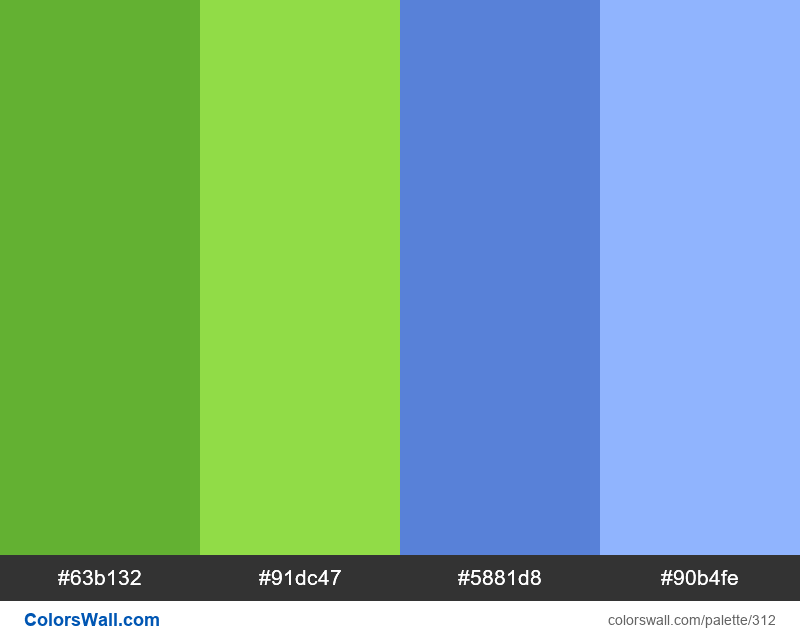 Clojure logo colors - #312
