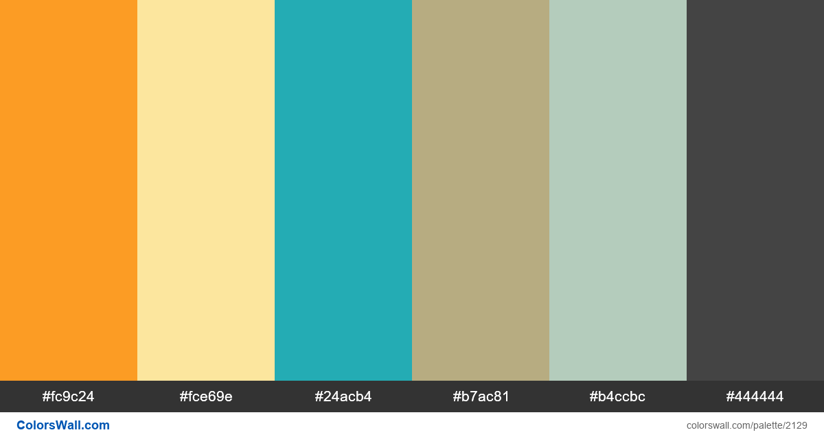Colors for presentations #2 - #2129