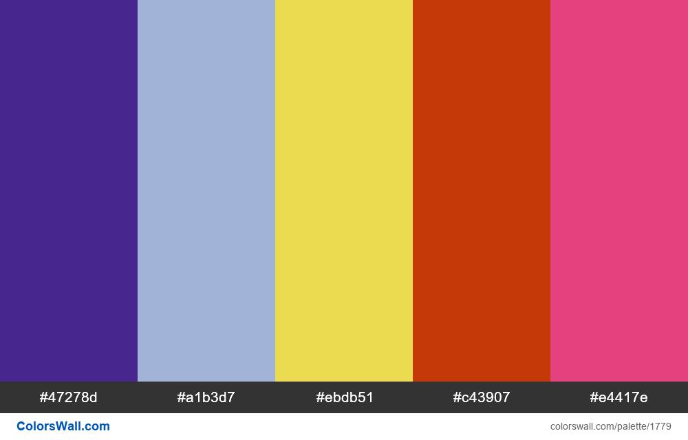 #colorswall random #1000 - #1779