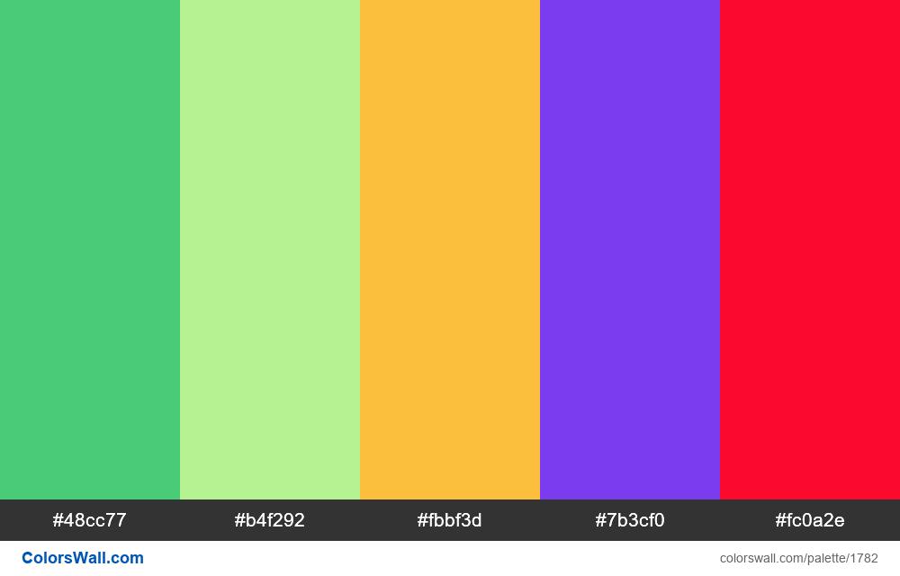 #colorswall random #1002 - #1782