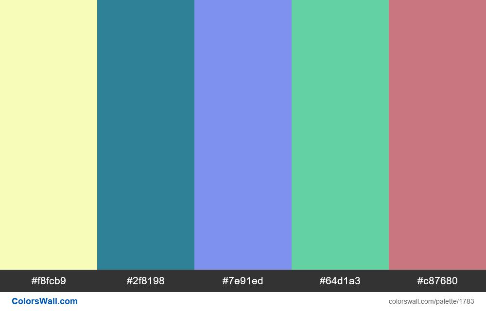 #colorswall random #1003 - #1783