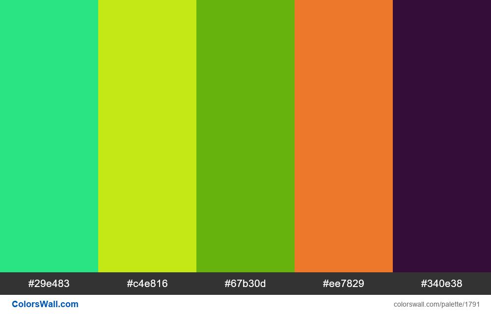 #colorswall random #1008 - #1791