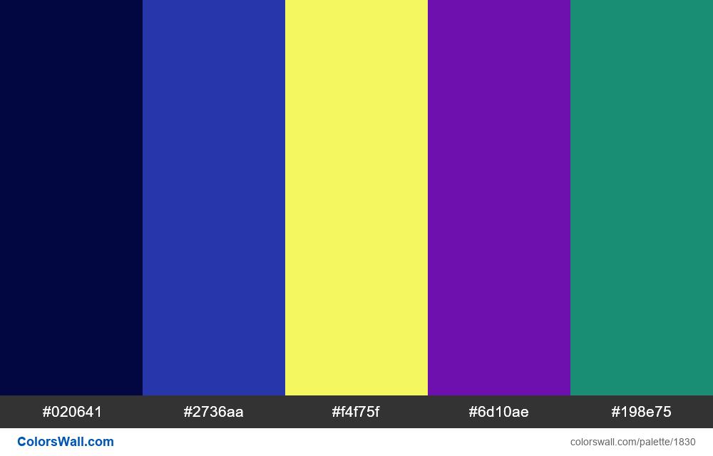 #colorswall random #1042 - #1830