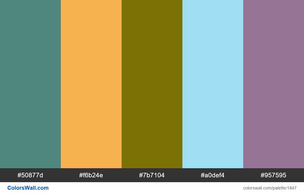 #colorswall random #1051 - #1847