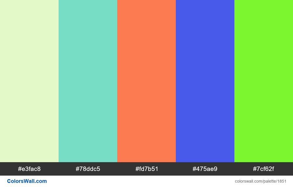 #colorswall random #1055 - #1851