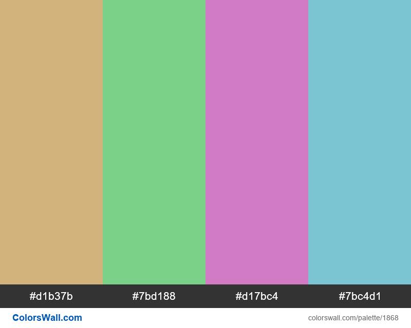 #colorswall random #1067 - #1868