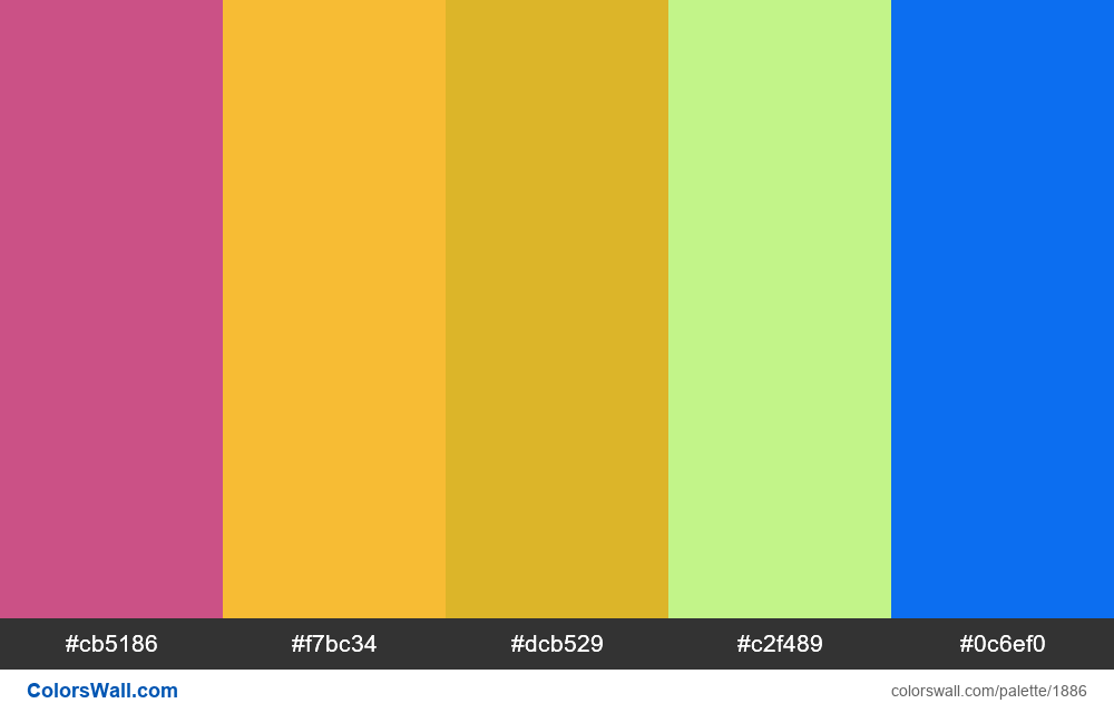 #colorswall random #1081 - #1886