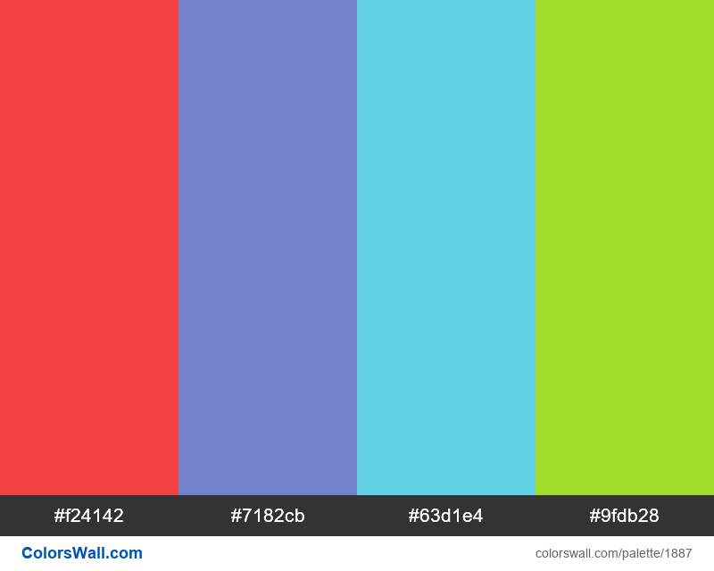 #colorswall random #1082 - #1887