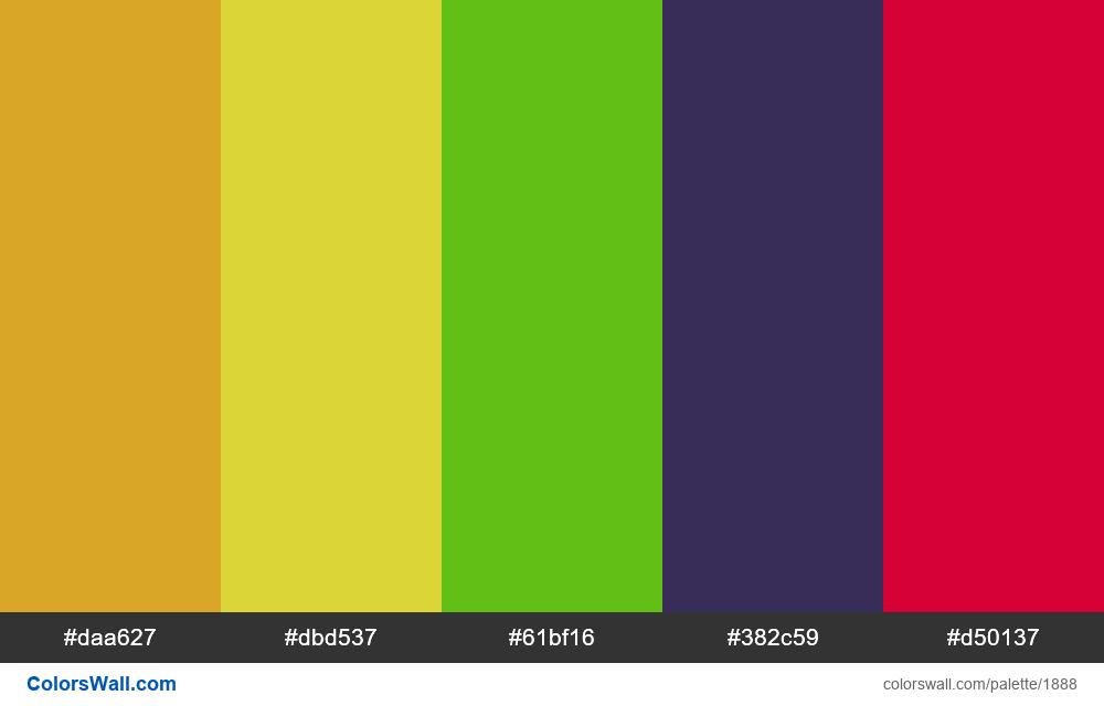 #colorswall random #1083 - #1888