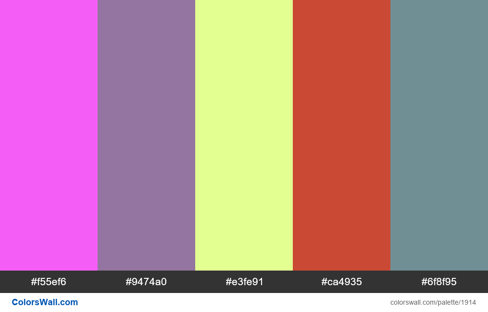 #colorswall random #1109 - #1914