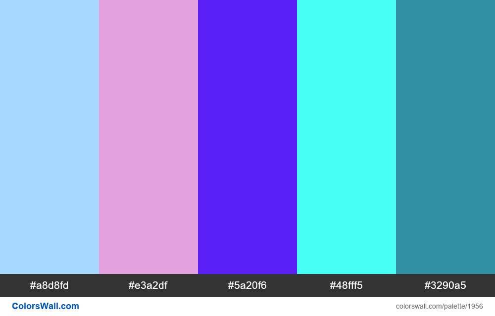 #colorswall random #1145 - #1956