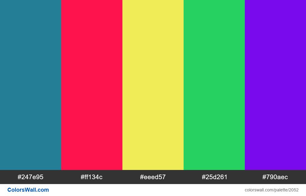 #colorswall random #1236 - #2052