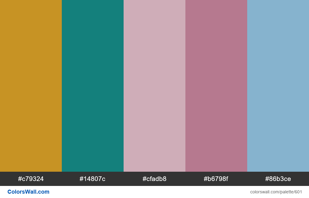 #colorswall random #167 pastel - #601