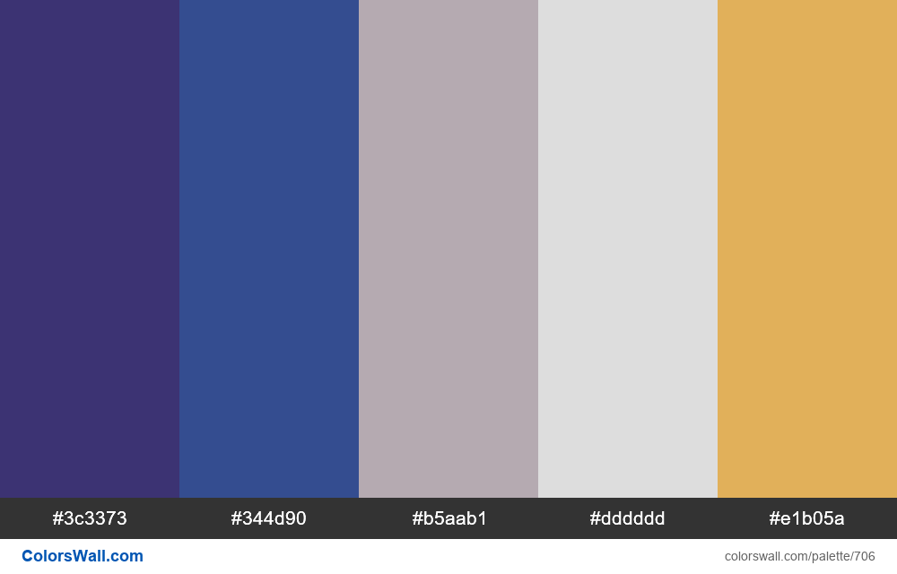 #colorswall random #240 colors palette - #706
