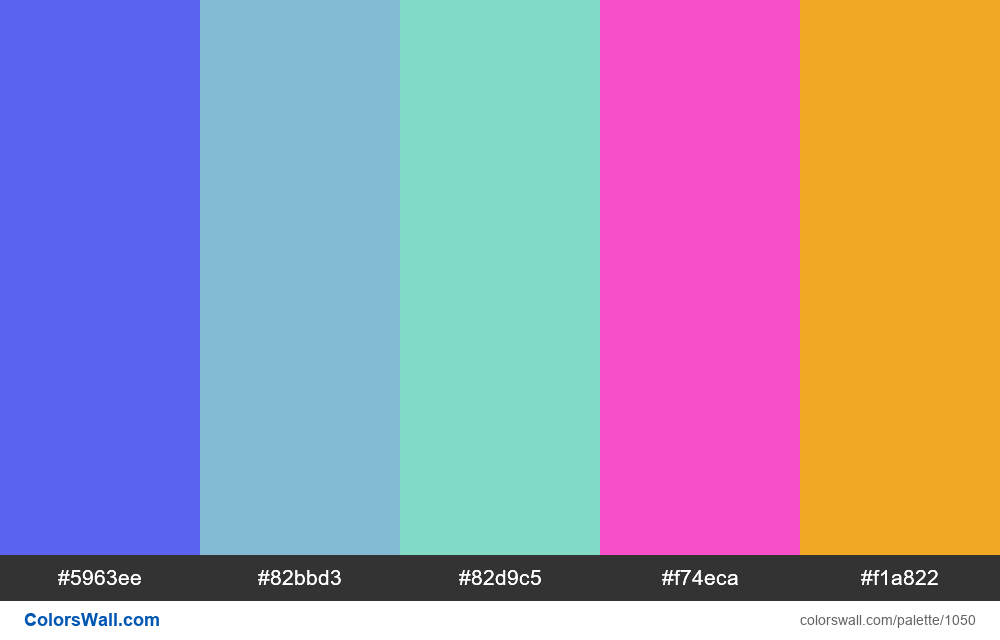 #colorswall random #533 colors palette - #1050