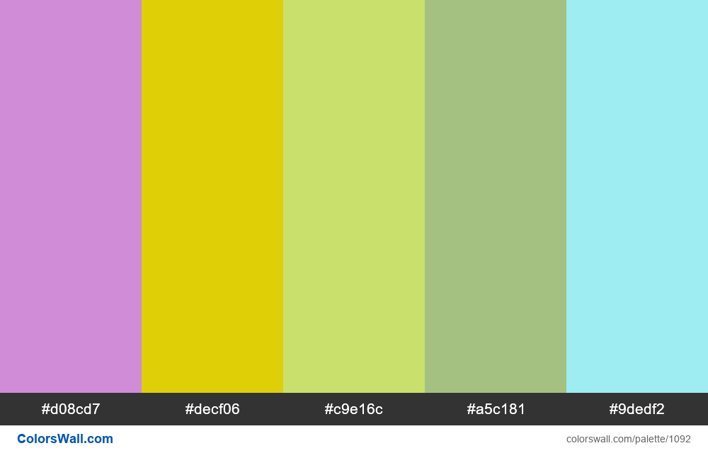 #colorswall random #572 colors palette - #1092