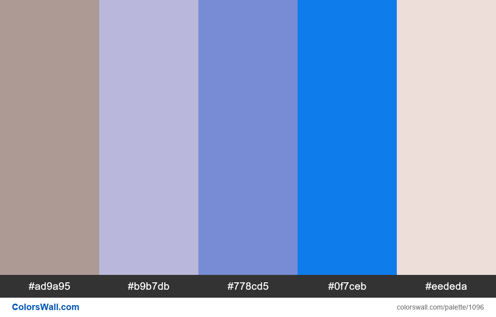 #colorswall random #576 colors palette - #1096