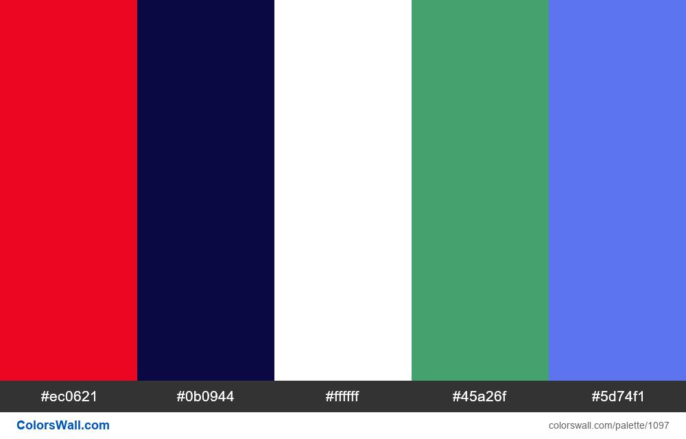 #colorswall random #577 colors palette - #1097