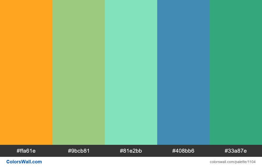 #colorswall random #584 colors palette - #1104