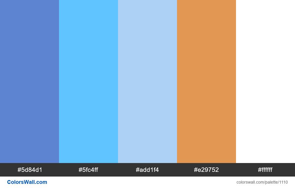 #colorswall random #590 colors palette - #1110