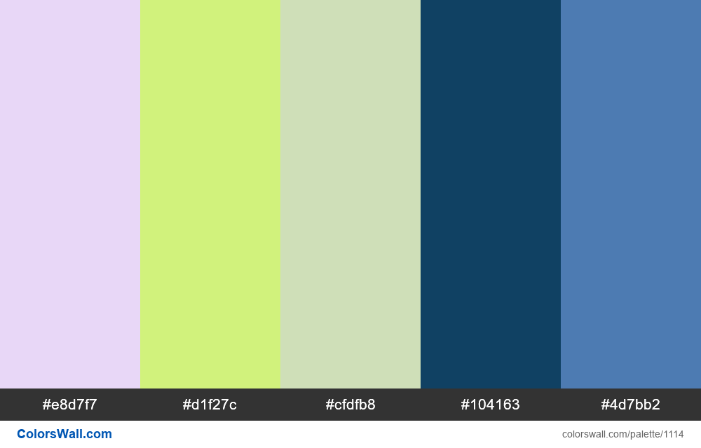 #colorswall random #594 colors palette - #1114