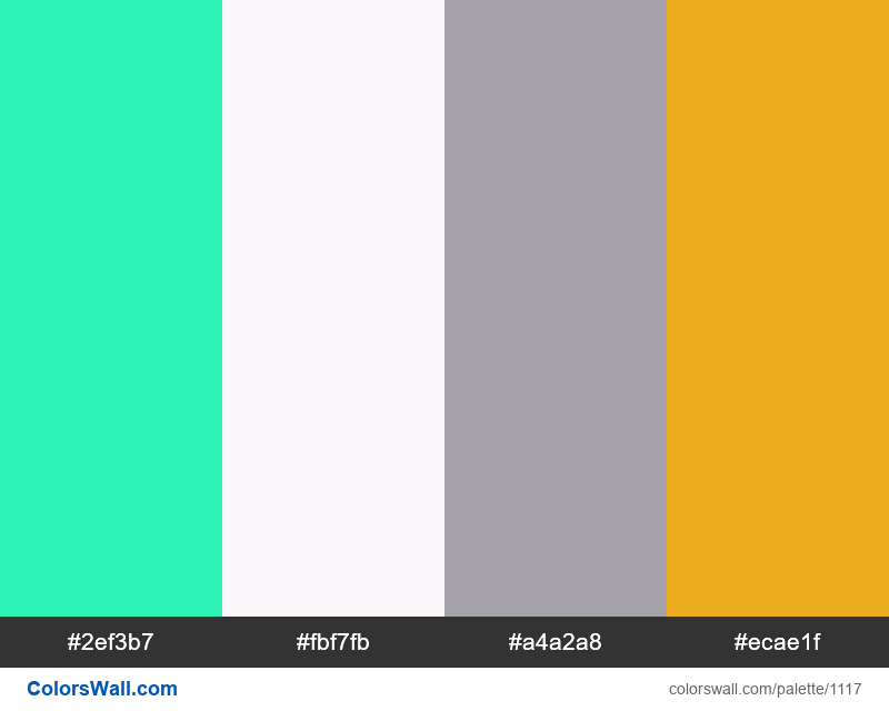 #colorswall random #597 colors palette - #1117