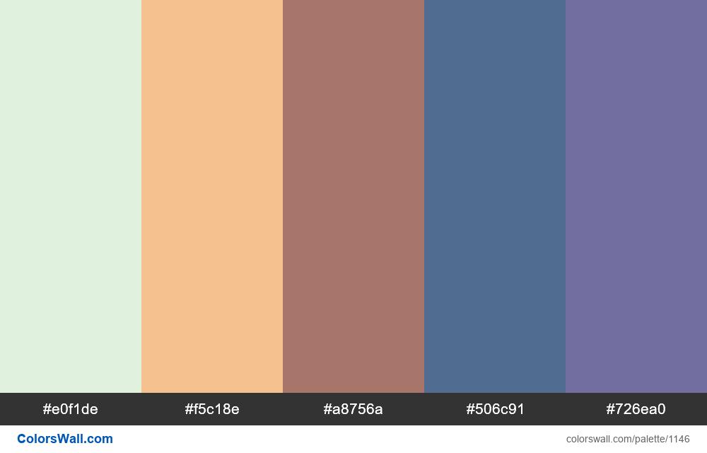 #colorswall random #627 colors palette - #1146