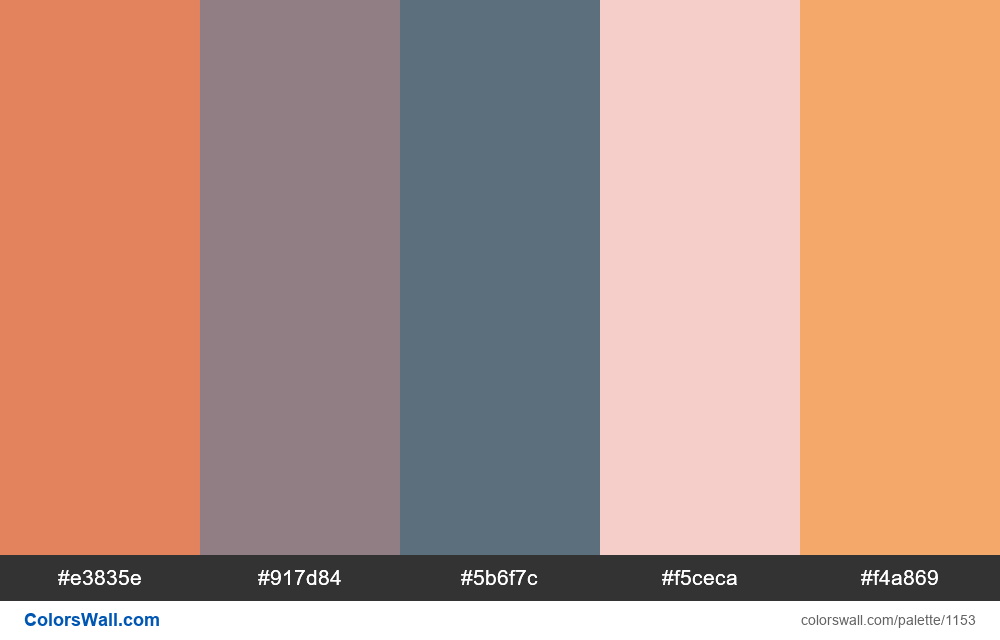 #colorswall random #634 colors palette - #1153