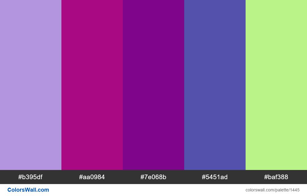 #colorswall random #671 - #1445