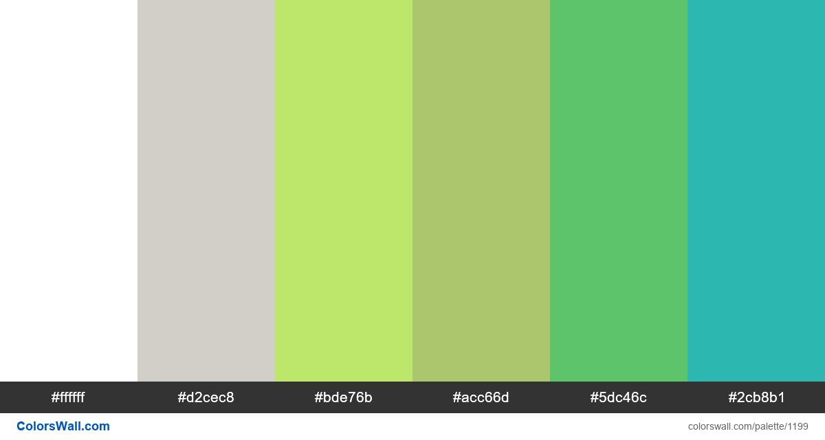#colorswall random #674 colors palette - #1199