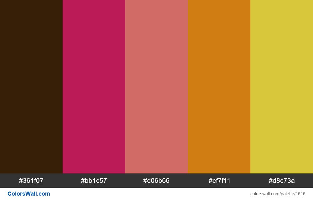 #colorswall random #781 - #1515