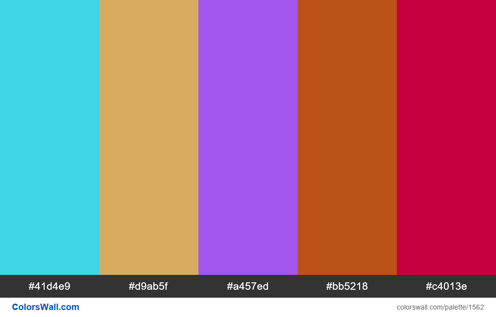 #colorswall random #814 - #1562