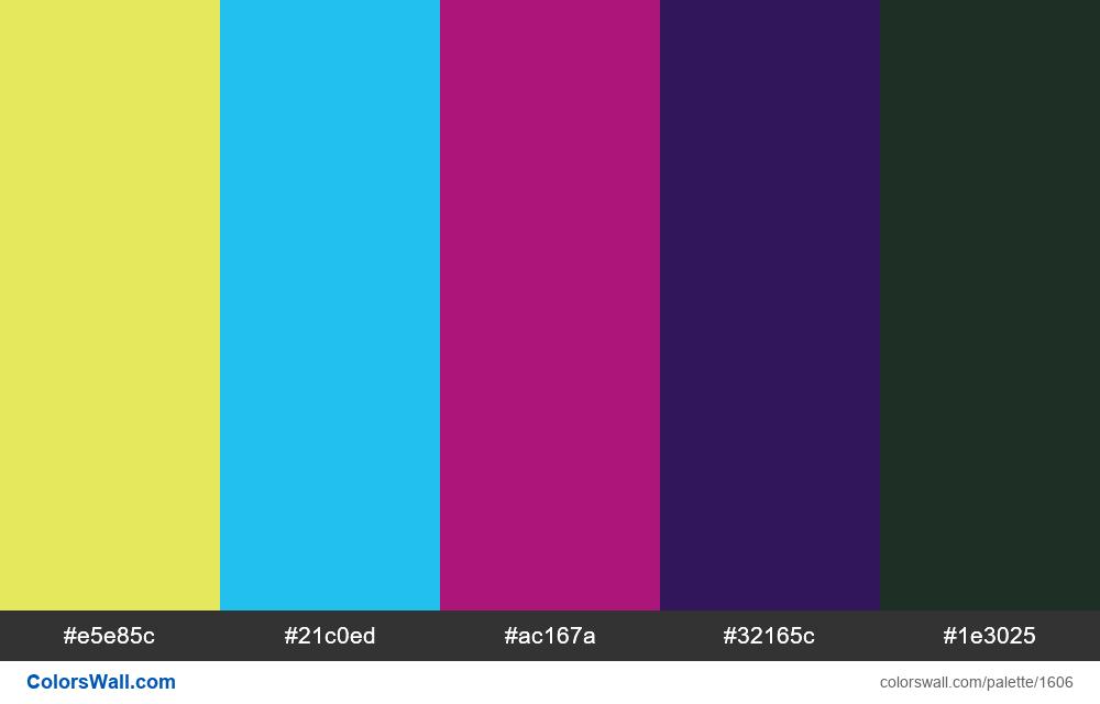 #colorswall random #855 - #1606