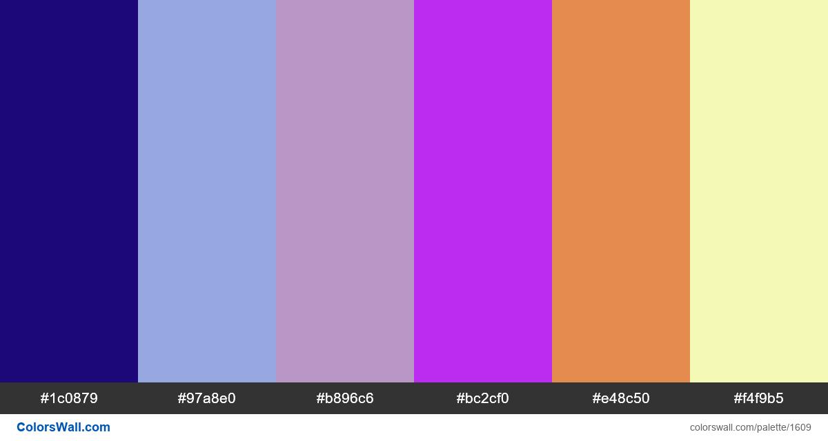 #colorswall random #858 - #1609