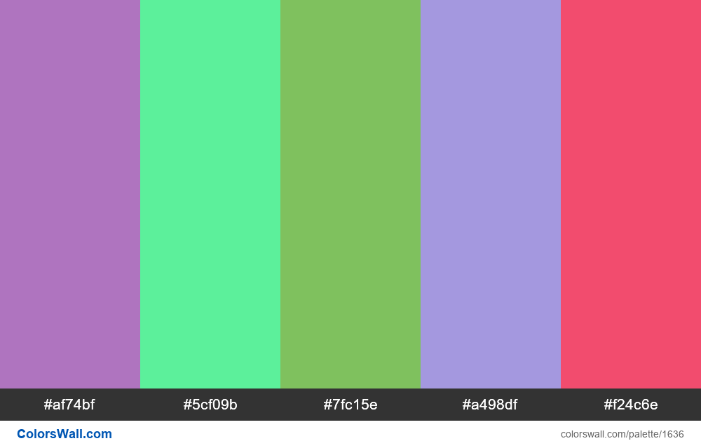 #colorswall random #882 - #1636