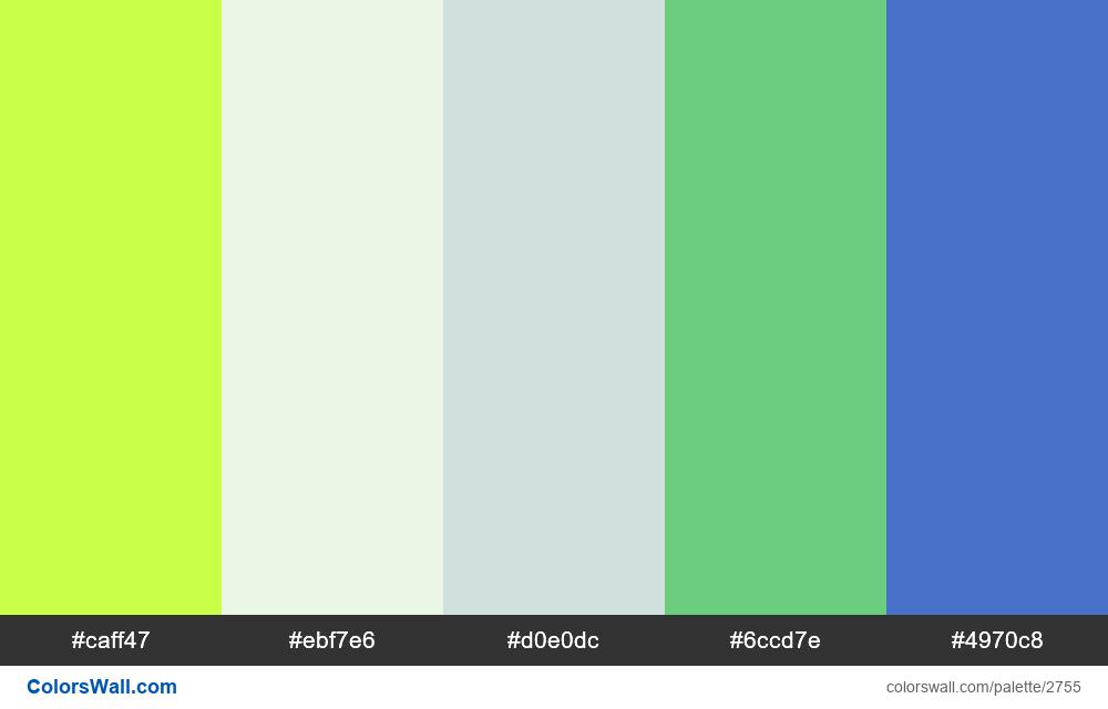 Cream colors palette - #2755