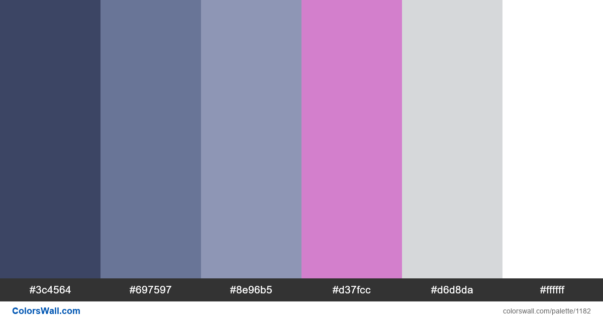 Crypto Dashboard color palette - #1182