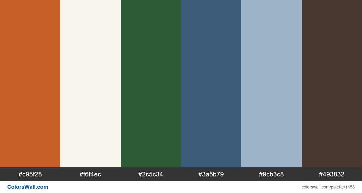 Dashboard app colors palette - #1458