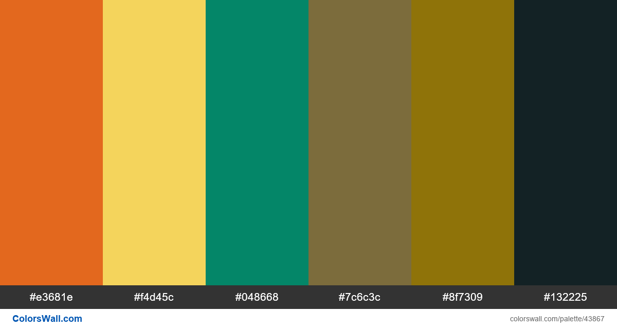 Design art branding icon palette - #43867
