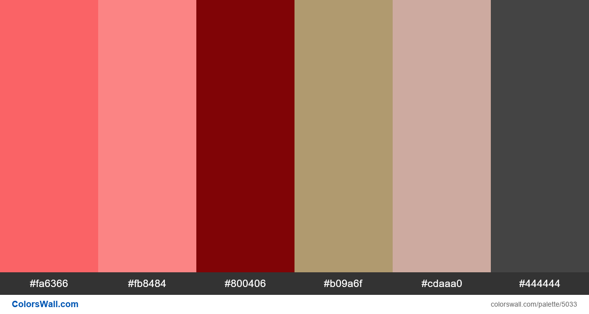 Design hero section graphic design colors palette - #5033
