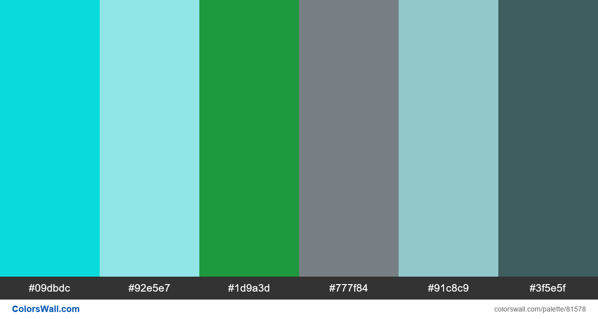 Design ux ui app colors palette - #81578
