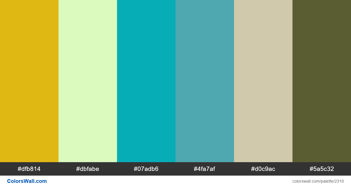 E-commerce trend colors 2018 - #2310